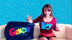 The video offers a basic way to understand that gender labelling is the first step in gender binary. She explains transgender, gender queer and cisgender individuals. She breaks down popular myths surrounding this topic in an easily understood way. Laci Green, Le Genre, Youtube Sensation, Gender Binary, Gender Issues, Gender Stereotypes, Gender Studies, Transgender People, Genderqueer