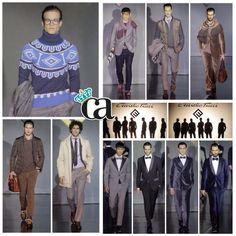 Todos los detalles del desfile de #EmidioTucciOI2014  en http://www.carlosarnelas.com/emidiotuccimfshowmen2014/ @MFSHOW_MEN @El Corte Inglés en #Madrid #ArnyNews #ModaMasculina #Fashion #Men #Man #Moda #Spain