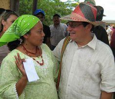 Apoyando a las mujeres de Colombia