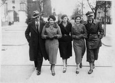 vintage everyday: Warsaw in the 1930s: A Look Back at Poland's Capital Just…