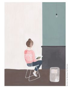 By Saar Manche. Ex Libris, Artsy Fartsy, Art Pictures, Illustrators, Watercolour, Qoutes, Illustration Art, Graphics, Nice