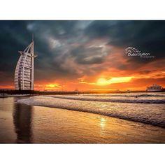 Burj Al Arab. Fotgrafo: Dubai Stallion #travel  #burj