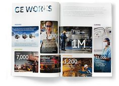 General Electric Annual Report 2012 - Graphis