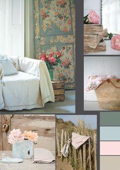 1.ChairSTYLIST:Atlanta BartlettPHOTOGRAPHER: Polly Wreford2.Roses on BooksSTYLIST:Heather Bullard3.Basket SHOP: Julias vita drommar4.Bikini on fence PHOTOGRAPHER: Dan Duchars5.Roses in pailDreamy Whites