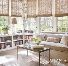 Sunrooms, Conservatories, Living Room Ideas, Ideas Para, Space, Reading  Nooks, Ps, Drapery Designs, Gold