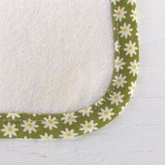 Daisy Chain 3 Yards Bias Tape from the Sweet by PollyDangerNotions, $11.50
