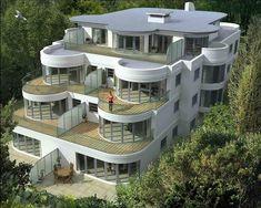 Dünya'nın En Güzel Evleri | En Güzel Evler
