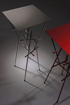 TAKTOUKA TABLES by Karim MEKHTIGIAN