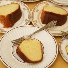 Pound Cake Recipe | SAVEUR