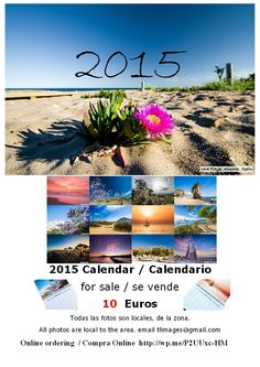 Our hand made 2015 Photo Calendar available here http://wp.me/P2UUxc-HM