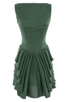 Abito verde Tonello - Spring/Summer Woman Collection