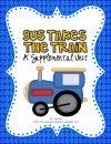 1st Grade Journeys-Gus Takes the Train (Unit 1, Lesson 5) product from TeachingInHighHeels on TeachersNotebook.com