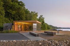 Gallery of Rosewood Park / Woodhouse Tinucci Architects - 4