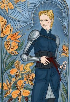 Asterin #2 by PhantomRin. Heir of Fire. Queen of Shadows. Empire of Storms. Sarah J. Maas. The 13 Thirteen