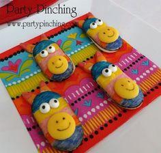 Cinco de Mayo Milano piñata cookies