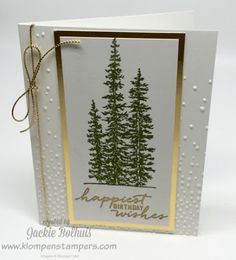 Klompen Stampers (Stampin' Up! Demonstrator Jackie Bolhuis): Guess what???? More Watercolor Wishes