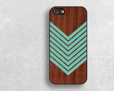 hard soft iphone 5c cases  blue chevron iphone 5s by janicejing, $8.99