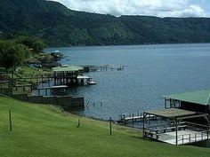 Lago de Coatepeque, Santa Ana, El Salvador, C.A.