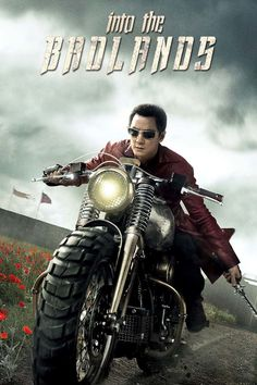 INTO THE BADLANDS. Modern take on old KungFu-style movies. Into The Badlands, Sci Fi Tv Shows, Movies And Tv Shows, Tv Series Online, Movies Online, Web Series, Gi Joe, Badlands Series, Movies To Watch