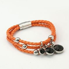 Fashion PU Leather Bracelets