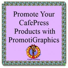 Get your CafePress item and store promoted by Project Isabella - Project Isabella Graphic Workshop