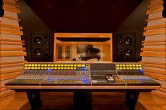 Strange Weather Studios. Brooklyn, NY. Wes Lachot Design Group || Recording Studio Design and Acoustic Consulting