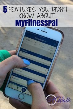 5 Features You Didn't Know About MyFitnessPal  If you ask me, or the millions of other nutrition coaches out there, the real difference in nutritional success is accountability. Writing down, documenting, and recording your intake leads to nutritional success. This is nothing new and I see it in my own clients daily.  I …