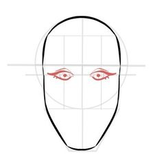 How to Draw Faces - The Ultimate Beginner Drawing Guide - Don Corgi Drawing Tutorials For Beginners, Beginner Drawing, Drawing Guide, Drawing Reference, Body Drawing, Draw Faces, Simple Shapes, Art Studies, Art Drawings