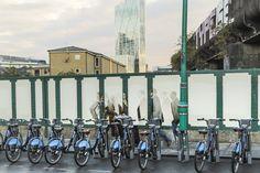 Londres #london #uk #bike #day #street #metropolis #city