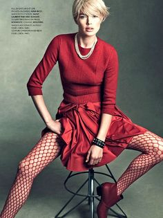 Doutzen Kroes – Elle France 2013