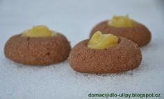 Domácí jídlo U Lípy: Sádlové cukroví s lemon curd