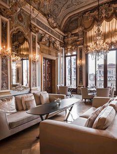 Living Area, Living Room Decor, Residential Architecture, Architecture Design, Spa Treatment Room, Hotel Lobby Design, Hotel Concept, Interior Design Inspiration, Design Ideas