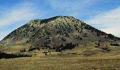 Bear Butte, South Dakota (don't ever go here - go someplace else please)