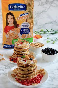 Zapiekanka makaronowa z boczkiem i brokułami | Tysia Gotuje blog kulinarny Pierogi, Cereal, Pizza, Breakfast, Blog, Morning Coffee, Blogging, Breakfast Cereal, Corn Flakes