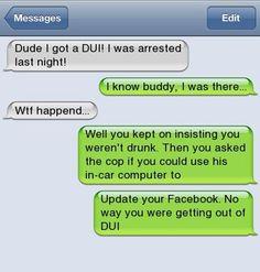 Best Of: Drunk Texts