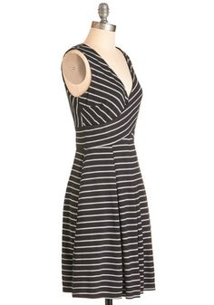 Feat of the Party Line Dress | Mod Retro Vintage Dresses | ModCloth.com
