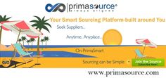Primasource - #Global IT/ES #Marketplace, #Services and Solutions www.primasource.com