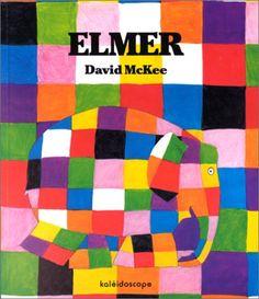 """""""Elmer"""" de David McKee"""
