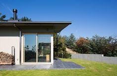 木原千利設計工房:坂の上の家