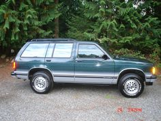 ****1993 CHEVY BLAZER S-10 TAHOE THIS IS ONE OF A KIND SWEET RIDE****
