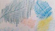 Netradičná frotáž listov - Spolu poza školu Abstract, Artwork, Painting, Summary, Work Of Art, Auguste Rodin Artwork, Painting Art, Artworks, Paintings