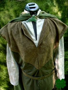 Legolas Greenleaf from Lord of the Rings Costume. $49.00, via Etsy.
