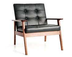Acorn Lounge Chair - Bark Funiture