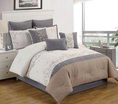 Templeton 10 Piece Comforter Set