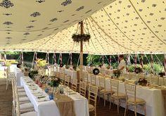 LPM Bohemia Wedding Yurts & Tipis   See more on www.onefabday.com