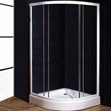 A unique design incorperating shiney speckles on a shiney black background, the black sparkle design is growing in popularity for home owners, hotels and resurants. The black sparkle shower panel is ideal for showers, bathrooms, kitchens, toilets and as been used as a featured wall in many homes and commercial premises.