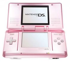 Nintendo DS - Konsole #pink