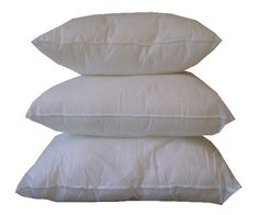 Pillow Form 20 X 30 Pillow Insert Indoor Or Outdoor Use Faux