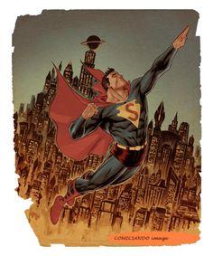 Superman by Francis Manapul