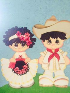 Foam Crafts, Diy And Crafts, Mexican Heritage, Paper Dolls Book, Mexican Art, Box Design, Paper Piecing, Pixie, Minnie Mouse